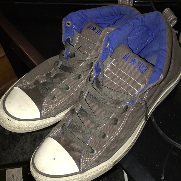 Ankle Support Shoes >> Converse Shoes Mids Padded Ankle Support Poshmark
